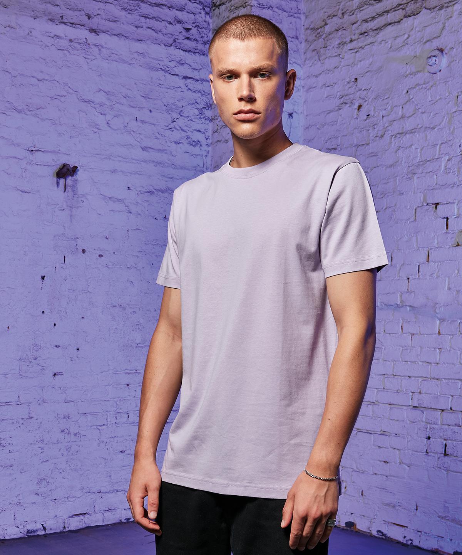 A man modelling a t-shirt