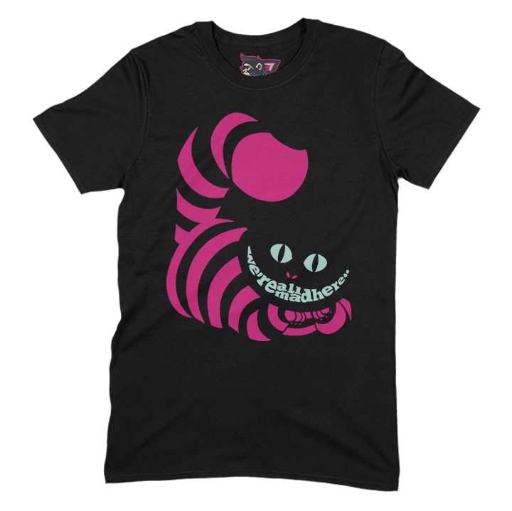 FITZGRAHAM black unisex t-shirt