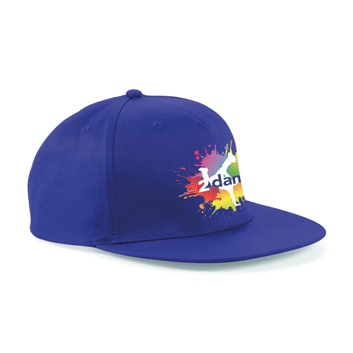 In2Dance purple snapback