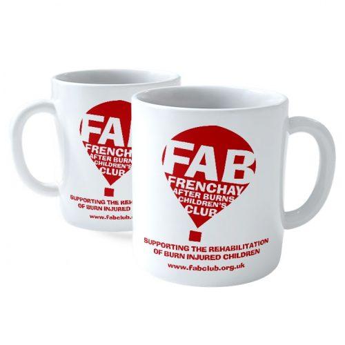 FAB Logo mugs