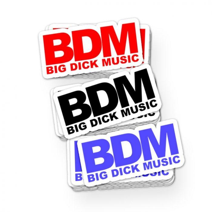 BDM Stickers