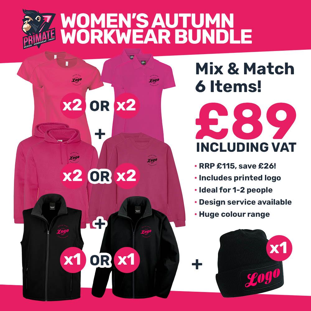 Women's Autumn Workwear Bundle